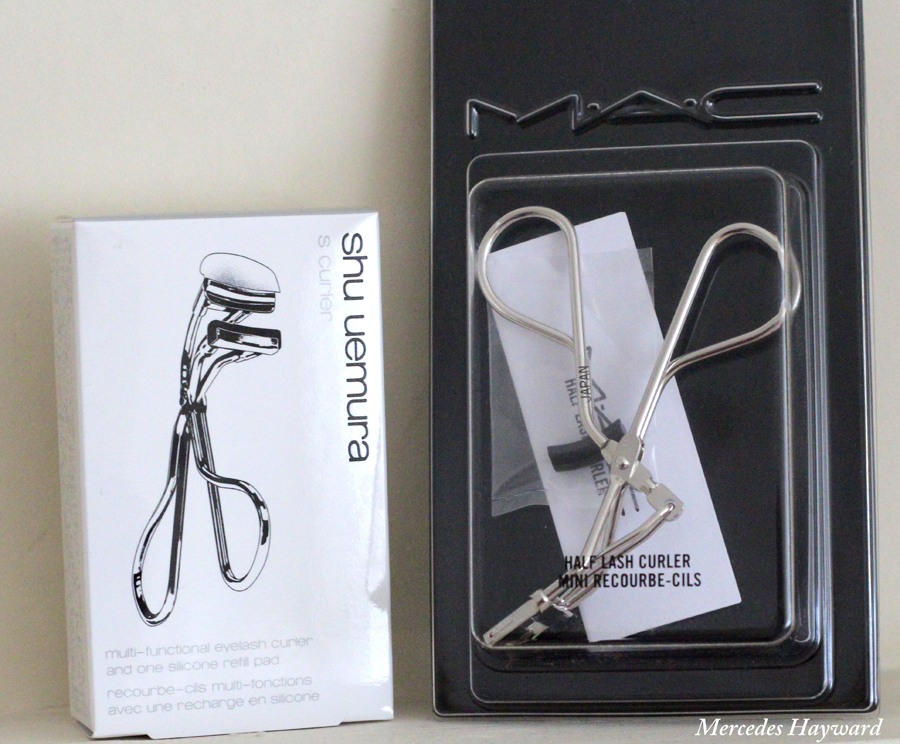 Mercedes Hayward The Battle Of The Mini Eyelash Curlers Shu Uemura