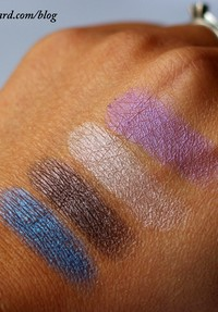 Swatch KIKO Shadow in 222 (far right)