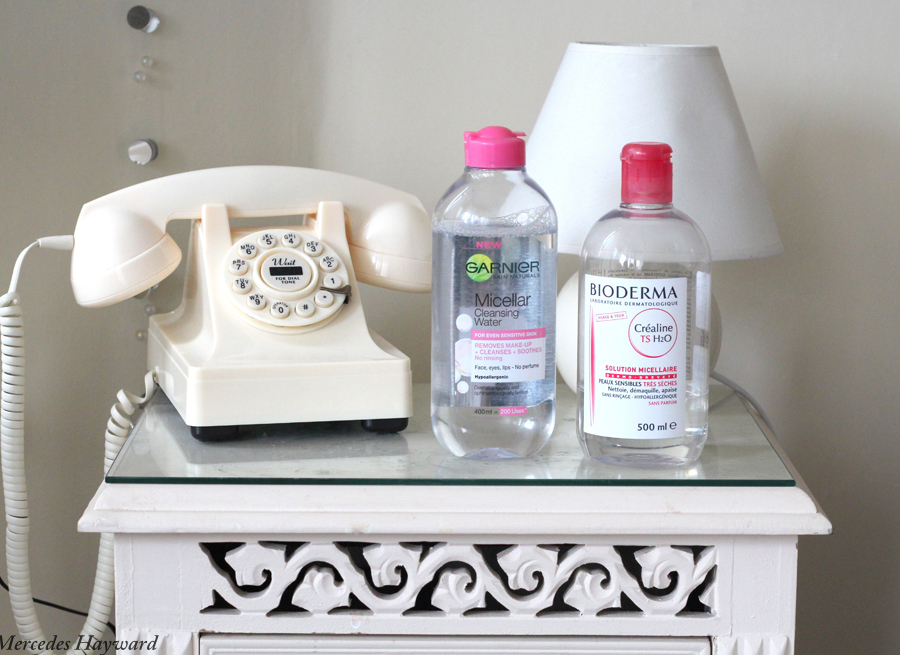 Bioderma Vs. Garnier Micellar Cleansing Water - The Battle Of The Night Makeup Removers