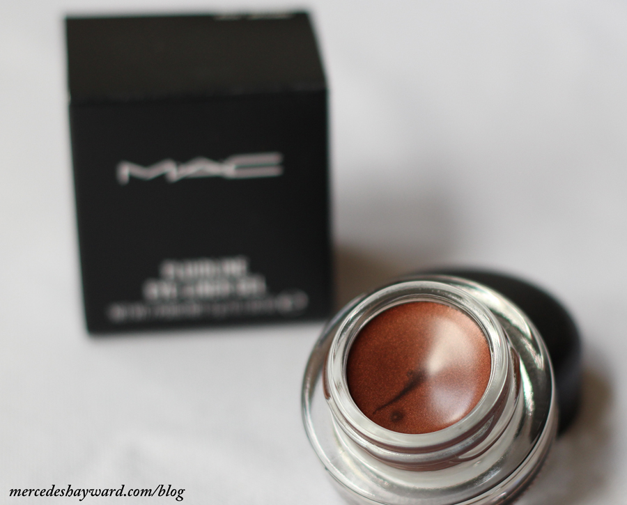 Rich Ground Fluidline Gel Eyeliner by MAC