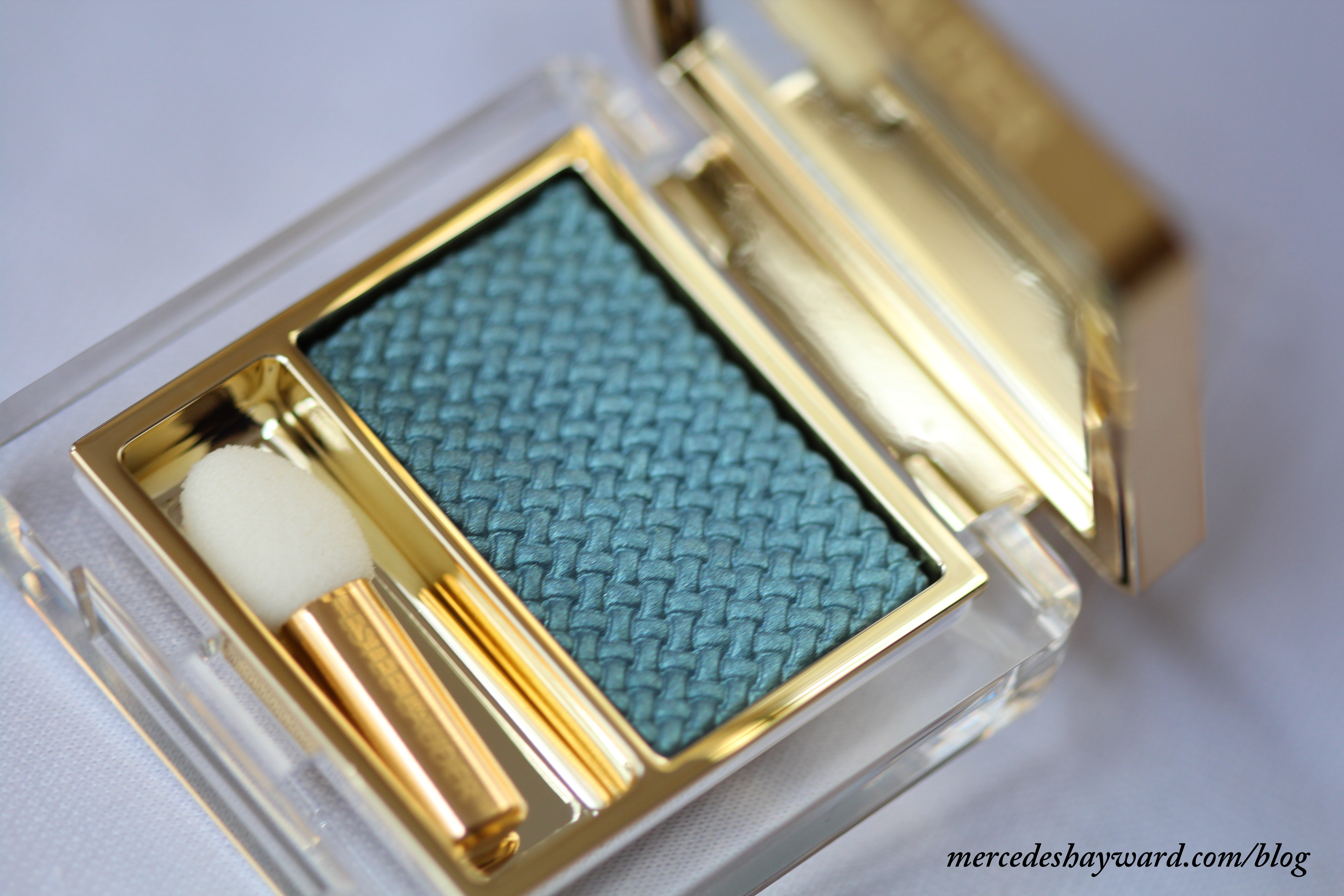 Cyber Teal - Pure Color Eyeshadow By Estee Lauder