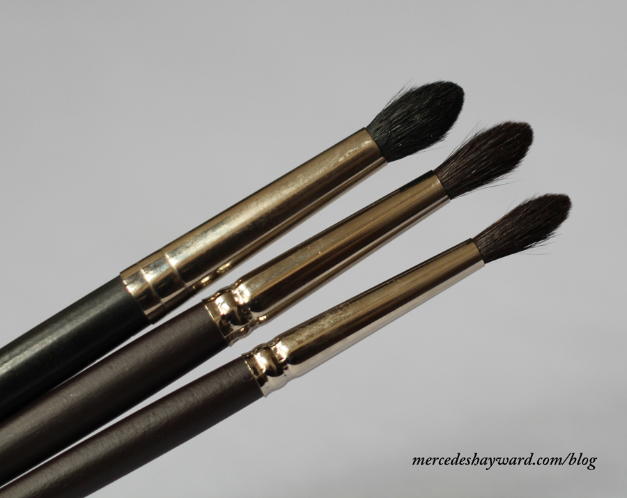 Louise Young Brushes LY38A and LY38B