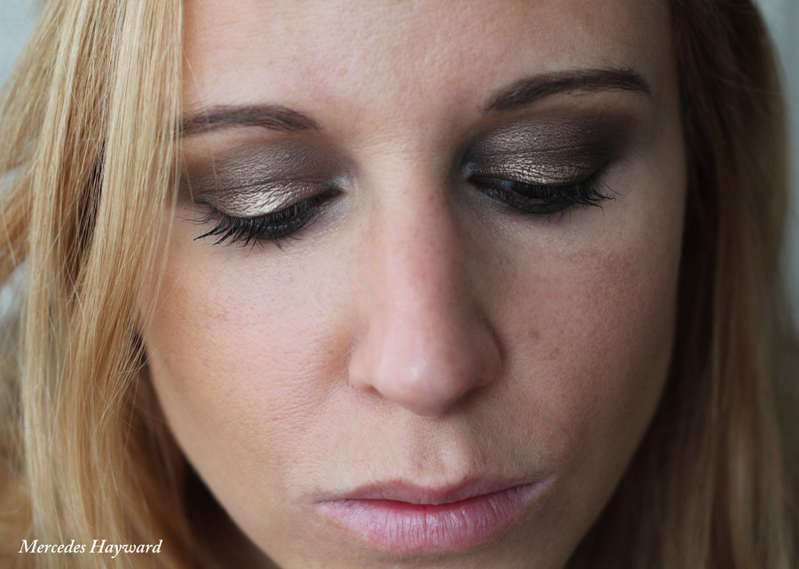 Quick & Easy Warm Smokey Eye Using MAC