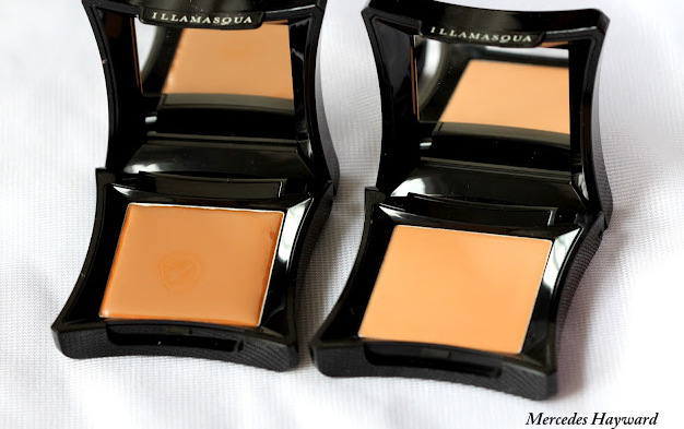 Illamasqua Under Eye Concealers- Swatches + Review